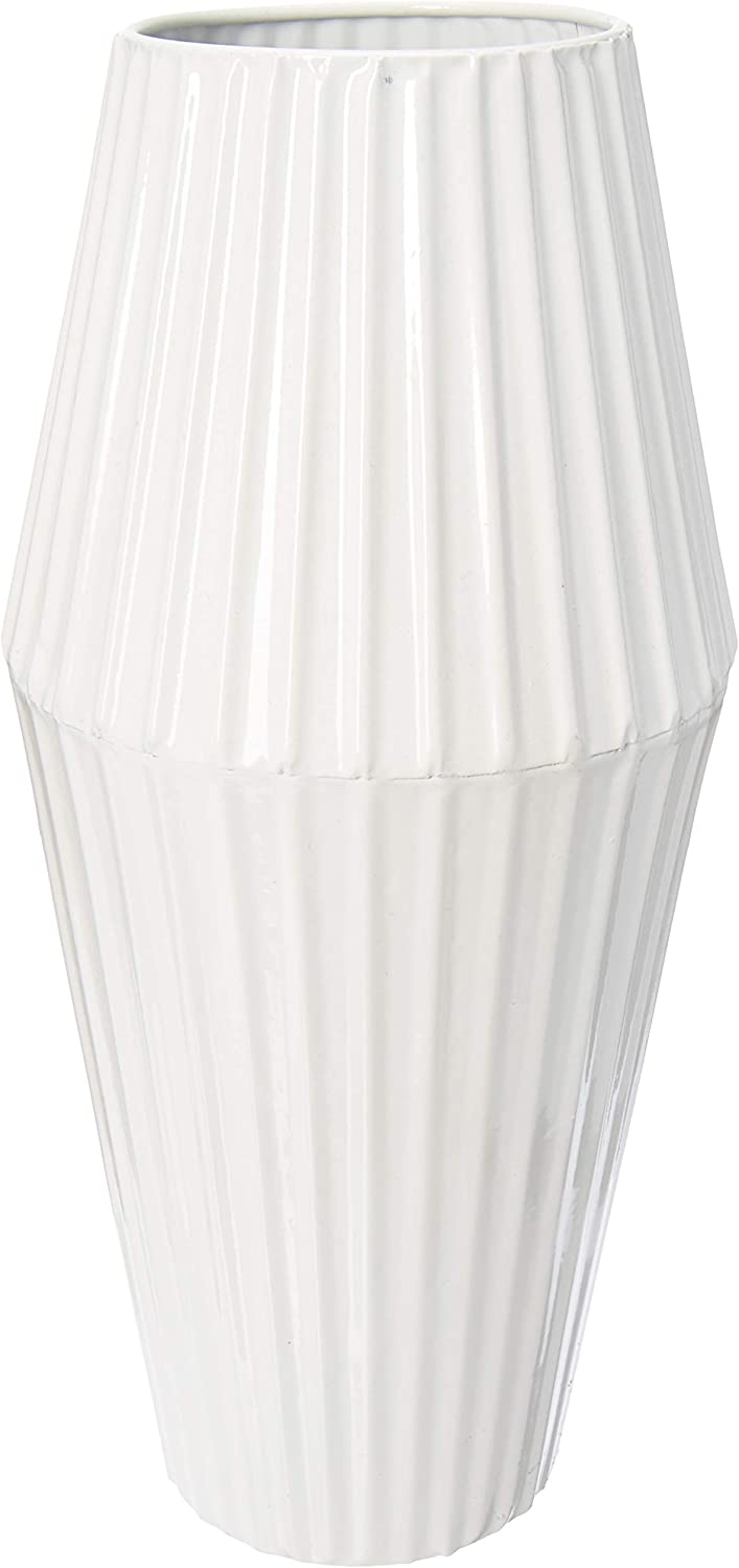 Many popular brands Zuo A11617 Free Shipping New Vase Small White