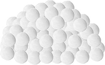Brandsseller Bolas de filtro para piscina, filtro de arena, bombas, material de filtro, 500 g