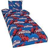 Spiderman–Bettwäsche 1Platz Blaue Spiderman