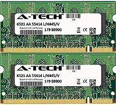 4GB KIT 2X 2GB Fujitsu-Siemens Esprimo Notebook Series Mobile D9500 M9400 U9200 V5505 V5545 V6505 V6515 V6535 V6545 V6555 ...