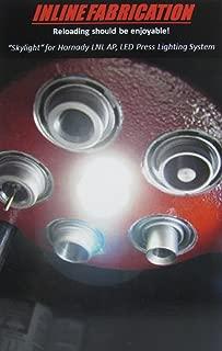 InLine Fabrication Skylight LED Shellplate Lighting System for The Hornady Lock n Load AP Press, 110v
