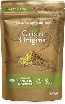 Green Origins Organic Hemp Protein Powder (Raw) 100g