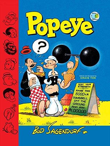 Popeye Classics Vol. 1 (English Edition)