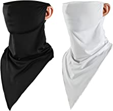 Travistar Bandana Face Mask Multifunctional Scarf Sport Headwear Breathable Washable Balaclava UV Protection Face Shield Unisex Outdoor Cycling Motorcycle for Men and Women