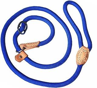 Adjustable Nylon Dog Pet Rope Products Slip Pet Dog Whisperer Cesar Slip Training Leash Lead Collar, 4-Feet