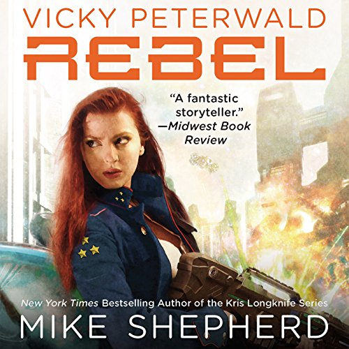 Rebel audiobook cover art