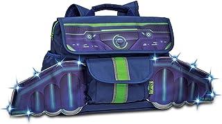 Bixbee Boys' Kids Designer Backpack, Blue, Small