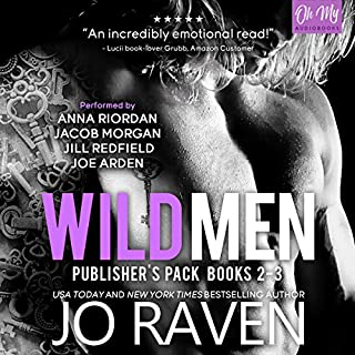Wild Men: Publisher's Pack Titelbild