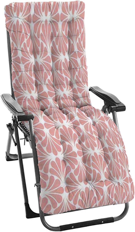 Sun Loungers Cushions Zero Gravity Chairs New item Nou Cushion Art Floral Tulsa Mall