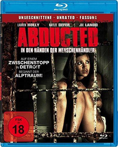 Abducted-in Den Händen der Menschenhändler [Blu-ray]