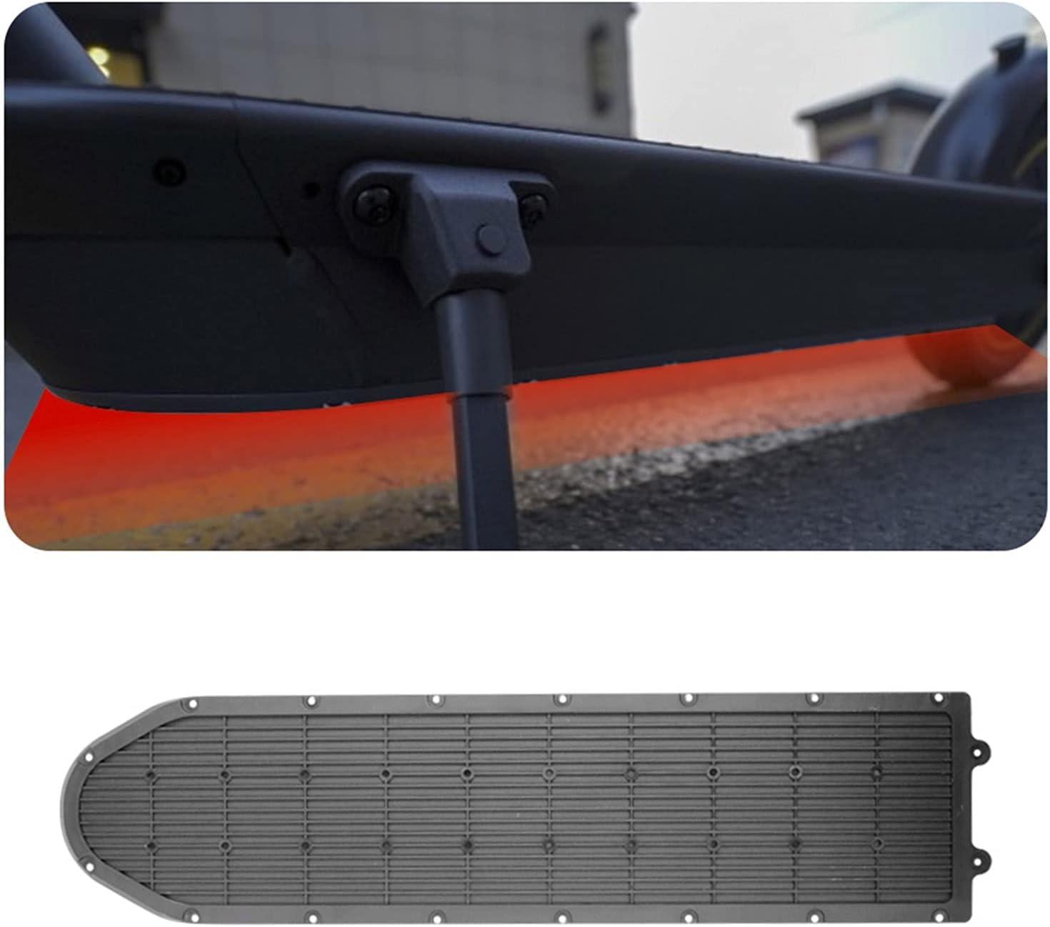 YMQ Store Nueva cubierta del compartimiento de la batería del scooter Ajuste para Max G30 Electric Scooter Skateboard Chassis ABDOMINALES Piezas de la placa inferior de la batería ( Color : Black )