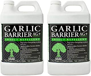 Best garlic mosquito barrier Reviews