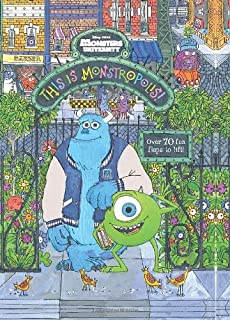 This Is Monstropolis! (Disney Pixar Monsters University)