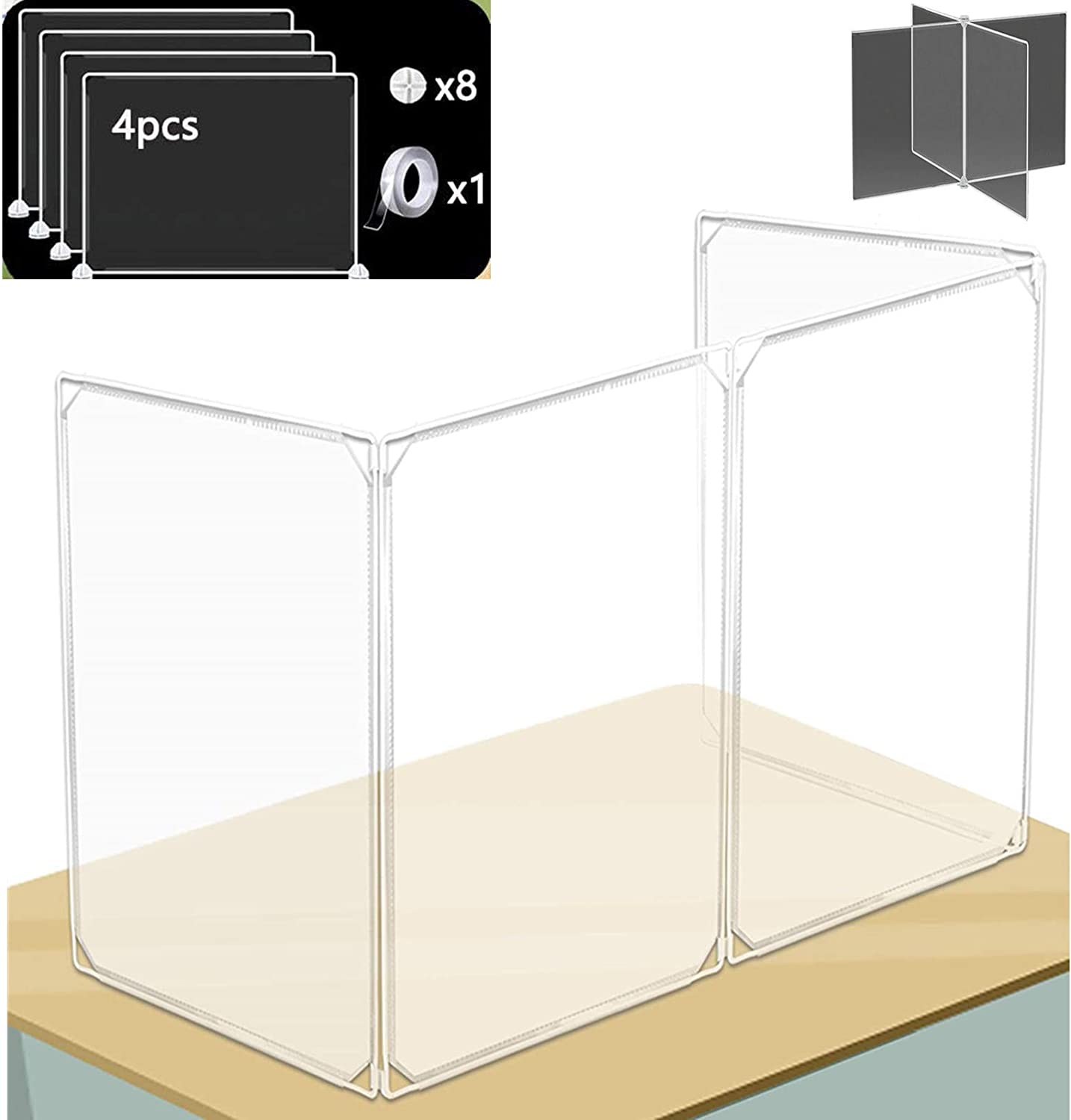 Classroom Desk Dividers for Students Student S Desks ShieldsFor Max 50% OFF New York Mall
