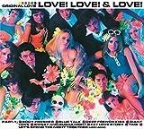 LOVE! LOVE! & LOVE! (30th Anniversary Deluxe Edition)(限定盤)(2SUPER AUDIO CD ハイブリッド+SHM-CD)