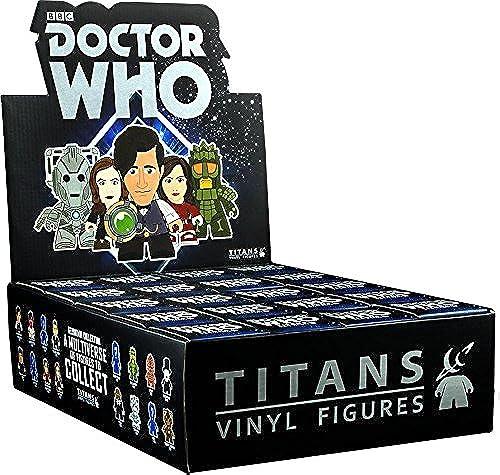Doctor Who Sammelfiguren 11th Doctor Geronimo Collection Titans Display 8 cm (20)