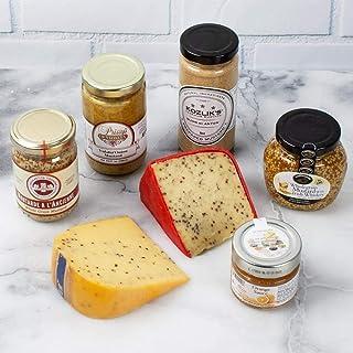 Gourmet Mustard Lover's Assortment in Gift Tray