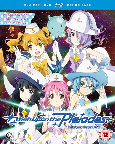 Wish Upon The Pleiades Complete Season 1 Collection Blu-ray/DVD Combo Pack [Reino Unido] [Blu-ray]
