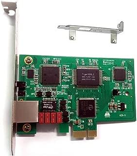 OpenPABX Single Span T1 Card / E1 Card ISDN PRI T1 Card Supports Asterisk Issabel FreePbx AsteriskNow .ISDN ss7