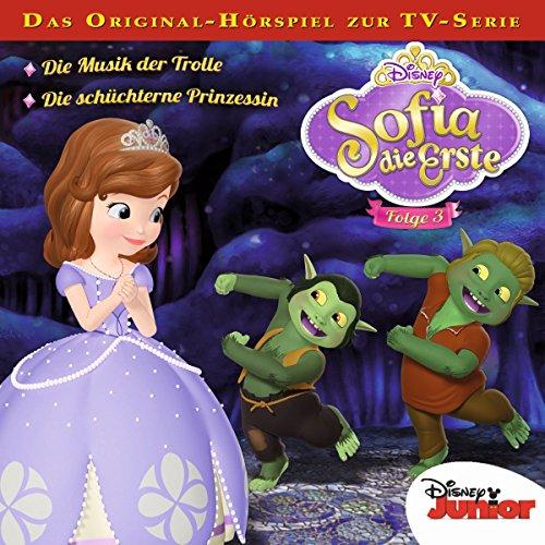 Die Musik der Trolle / Die schüchterne Prinzessin Titelbild