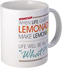 CafePress Modern Family Phil's Osophy Lemonade Mug Unique Coffee Mug, Coffee Cup