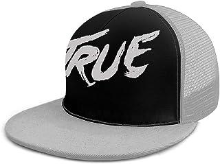 Avicii True 帽子 メッシュキャップ 野球帽 日焼け防止 熱中症 夏 調整可能 スポーツ 釣り 登山 ゴルフ テニス マラソン ジョギング ウォーキング 調整可能