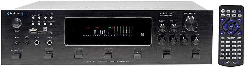 Best technical pro audio receiver Reviews