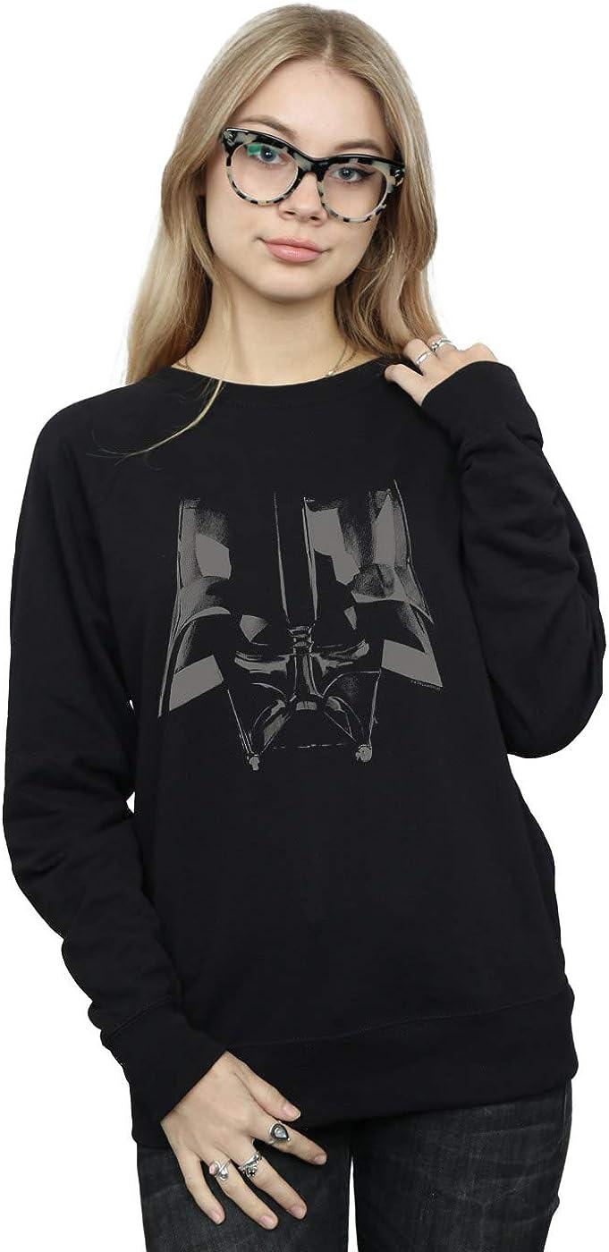 Star Very popular Tucson Mall Wars Women's Darth Sweatshirt Helmet Vader