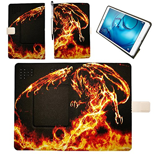 Funda para LEOTEC TABLET 10.1' SUPERNOVA QI16 V2 Funda Tablet Case Cover PHL