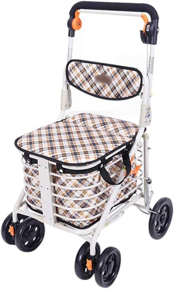 Shopping Carts Cart Special sale item F Elderly Lightweight Washington Mall
