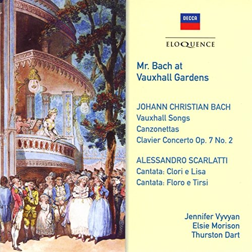 Mr.Bach at Vauxhall Gardens