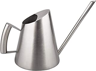 IMEEA 900ml Bonsai Watering Can Pot Stainless Steel Long Spout Brushed Modern Style