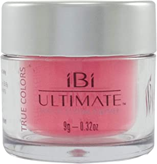 iBi ULTIMATE TRUE COLOR ACRYLIC POWDER Over The Rainbow Collection 9G  Ideal For Acrylic Dip   Liquid And Powder Nail Syst...