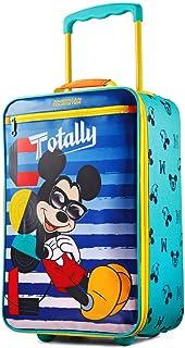 ディズニー ミッキーマウス キャリーバッグ ソフト スーツケース キッズ American Tourister (アメリカンツーリスター) [並行輸入品]