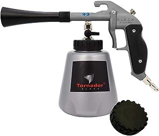 Tornador Black Auto reinigingspistool Z020 RS (Z-020 rs) reinigt verontreinigingen van kunststoffen, rubber, vinyl, tapijt...