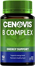Cenovis B Complex - Support energy levels and nervous system function - Maintains healthy heart, 150 Tablets