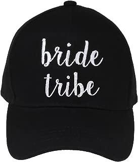Women's Baseball Bold Cursive Embroidered Sayings Adjustable Hat