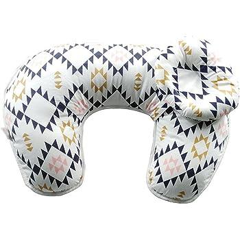 Borje 45° Angle Newborn Breastfeeding Adjustable Pillow for Babies Nursing Baby Lounger