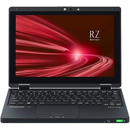 Let's note RZ8 (SIMフリー)CF-RZ8AFMQR ブラック
