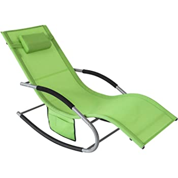 Comfort Extra blumfeldt Brentwood Borsa 30/% Poliestere Materiale: 70/% PVC Accessori per Sedia a Dondolo Brentwood 2 Chiusure a Click