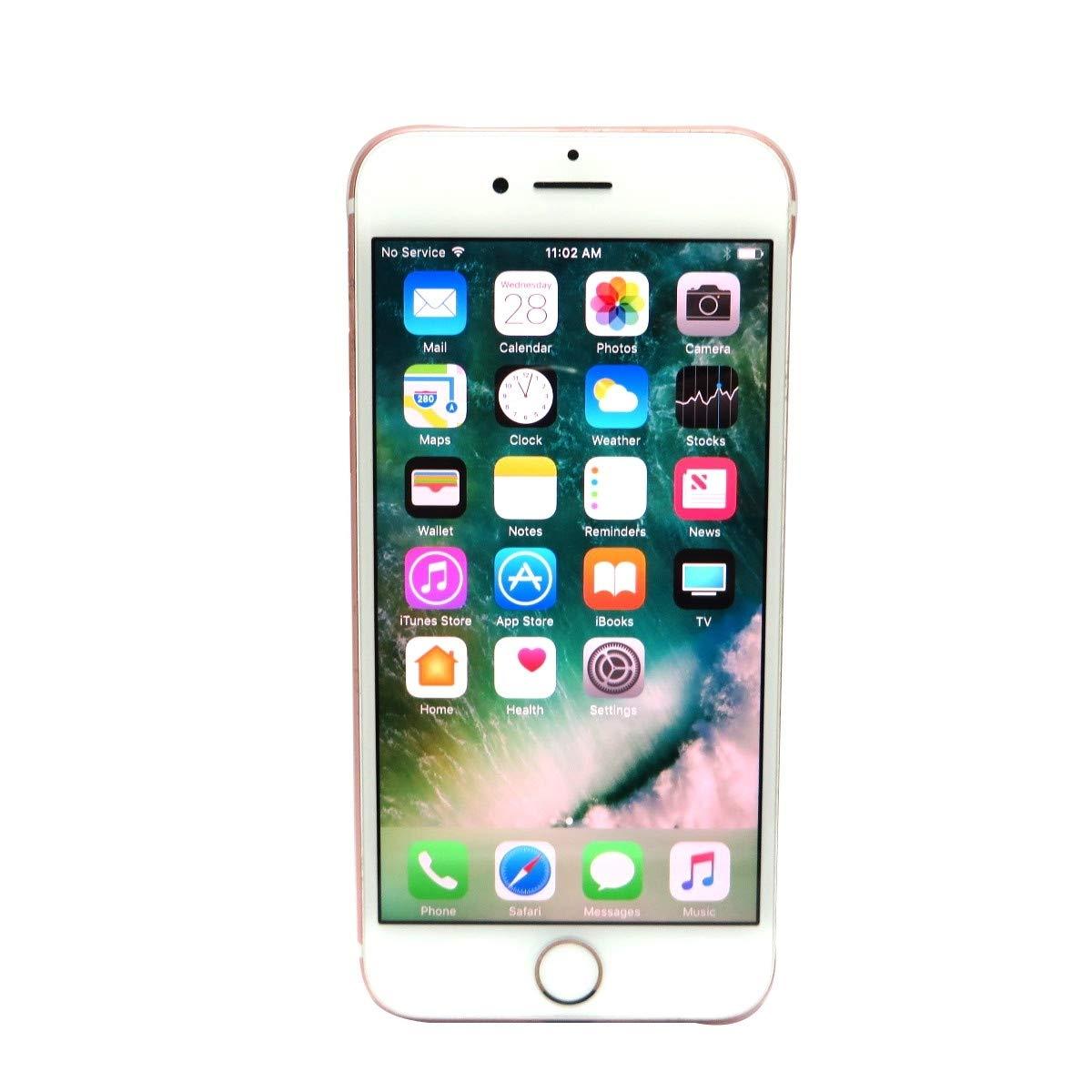 Apple iPhone 7 32GB (Rose Gold) AT&T-Renewed