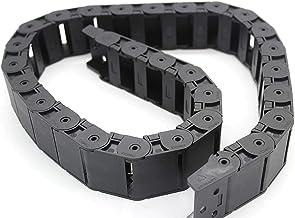 DealMux PlasticTowline CNC Machine Gereedschap Kabeldrager Drag Chain (18X37mm)