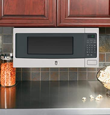 GE Profile PEM31SFSS Countertop Microwave