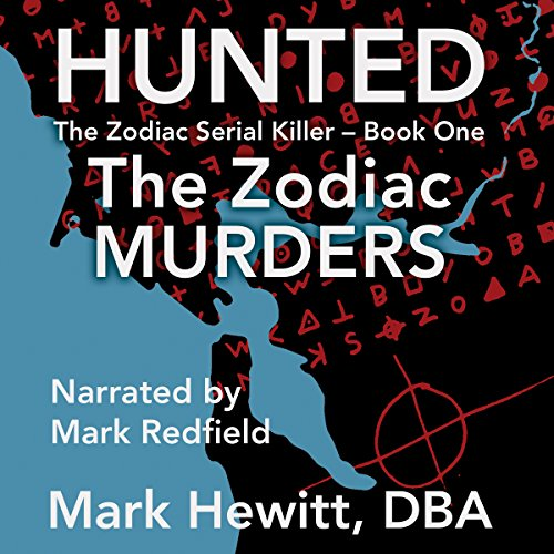 Hunted: The Zodiac Murders audiobook cover art
