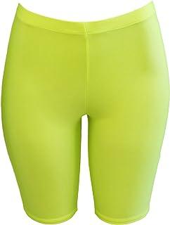 PnK Bike Shorts Women - Active Biker Yoga Shorts, Sexy Spandex Boyshort