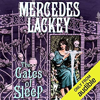 The Gates of Sleep     Elemental Masters              Written by:                                                                                                                                 Mercedes Lackey                               Narrated by:                                                                                                                                 Kayla Fell                      Length: 14 hrs and 32 mins     2 ratings     Overall 4.5