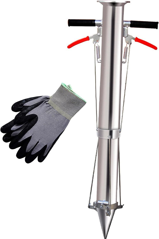 ghdonat.com Backboards Plant Transplanter,Manual Long Handled Bulb ...