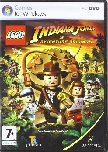 Lego Indiana Jones Le Aventure Originali PC