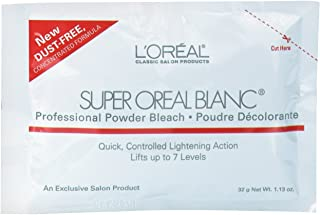 L'Oreal Super Oreal Blanc Professional Powder Bleach Concentrated HC-65110