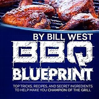 BBQ Blueprint audiobook cover art